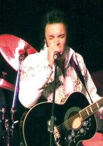 JP as Elvis