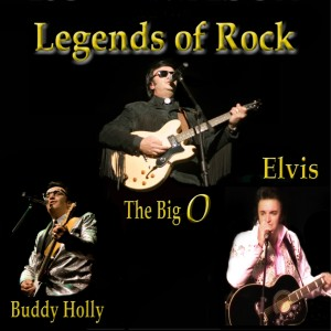 JP as the Legends of Rock