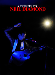 POSTER FOR Neil Diamond