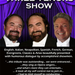 Three Tenors Show NEW poster
