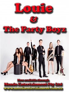 Louie & The Party Boyz