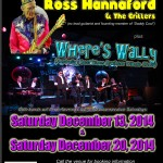 ROSS HANNAFORD & THE CRITTER reduced
