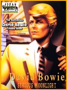 DAVID BOWIE - YELLOW SUIT - ORTON