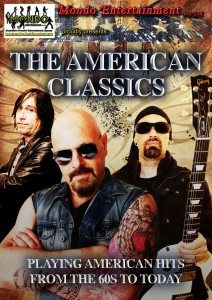 AMERICAN CLASSICS POSTER - REDUCED